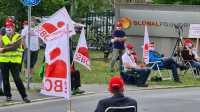 Warnstreik: Fronten im Tarifkonflikt bei Globalfoundries verhärtet