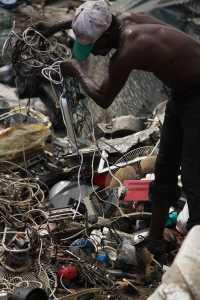Elektroschrott-Export nach Nigeria