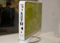 Die Eee Box kommt mit DVI-Anschluss und ohne internem Netzteil.
