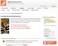 Abgeordnetenwatch für den Landtag Baden-Württemberg