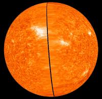 STEREO-Bild der Sonne