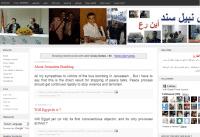 Die englische Version des Blogs von Maikel Nabil Sanad