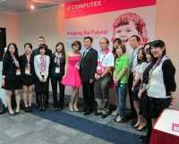Computex 2011 - Team