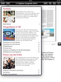 iPad-App c't Digitale Fotografie