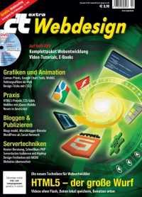 c't extra Webdesign 2011