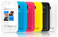 Das Lumia 710 ist Nokias Einsteigergerät unter den Windows-Smartphones