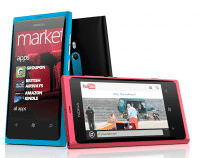 Das Lumia 800 mit Windows Phone ähnelt stark dem Meego-Smartphone N9