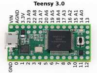Teensy 3.0