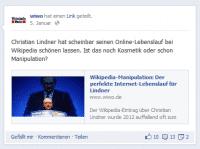 WiWo bei Facebook