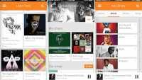 """Google Play Music auf dem iPad und mit """"Material Design"""""""
