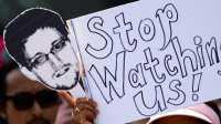 Protest gegen Abhörmaßnahmen