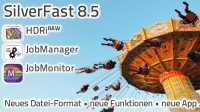 SilverFast 8.5: Neues Rohdatenformat und iOS-App