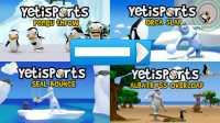 """""""Yetisports"""": Pinguine katapultieren auch unter iOS"""