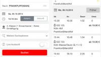 "Bahn-App nennt ""detaillierte"" Verspätungsgründe"