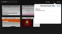iOS-Tipp: Zuletzt geschlossene Safari-Tabs wieder öffnen