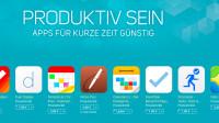 Get Productive: Rabattaktion für iOS- und Mac-Apps startet