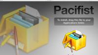 Paketöffner Pacifist fit für OS X Yosemite