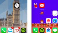 """Makeovr: """"Unsichtbare"""" Icons zur freien Homescreen-Gestaltung"""