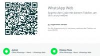 WhatsApp Web: iPhone-Unterstützung zeichnet sich ab