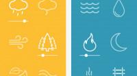 Noisli: Blätterrauschen und Vogelgesang per iOS-App und Browser