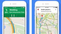Google Maps für iOS aktualisiert