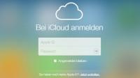 Diebe phishen nach iCloud-Zugangsdaten