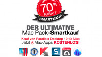 Parallels-Mac-Bundle mit 1Password und Waltr