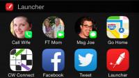 Rückzieher: Apple lässt Launcher wieder in die iOS-8-Mitteilungszentrale