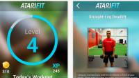 Atari veröffentlicht Fitness-App