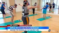 Apple öffnet sein Fitness-Labor