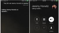 iOS 8.3: Siri hilft beim Telefonieren