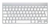 Bluetooth-Keyboard mit Tasten für Hintergrundbeleuchtung in Apple Store aufgetaucht