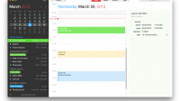 Fantastical 2 für OS X mit eigener KalenderansichtDie neue Version der Kalender-Alternative löst sich von der Menüleiste: Die App kann Termine jetzt zusätzlich in einem eigenen Fenster anzeigen. Fantastical 2 ist auf OS X Yosemite ausgelegt und bringt viele Neuerungen.