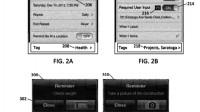 Apple-Patentantrag: iOS-Benachrichtigungen mit Eingabe-Aufforderung