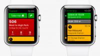 Apple Watch: Der Busfahrplan am Handgelenk