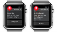Wunderlist macht die Apple Watch zur To-Do-Liste