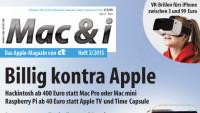 Mac & i Heft 2/2015 vorab im Heise-Shop