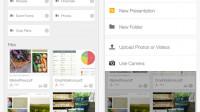Google-Drive-App sammelt Fotos