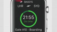Fluglinien und weitere Entwickler stellen Apple-Watch-Apps vor