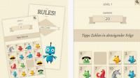 """Casual-Spielehit """"Rules"""" für iOS aktuell kostenlos"""