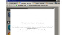 iOS 8.3 blockiert App-Dateimanager