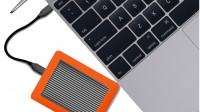 CalDigit: Festplatte für USB-Typ C und RAID mit Thunderbolt und HDMI