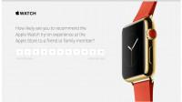 Apple will wissen, ob die Apple Watch gefällt
