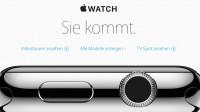 Apple.com: Apple Watch jetzt terminlos