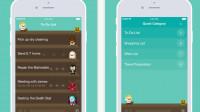 Spielerische To-Do-App Quest gerade kostenlos