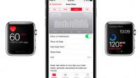 Apple Watch unterstützt externe Bluetooth-Herzfrequenzmesser