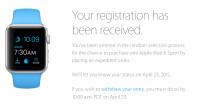 Entwickler erhalten Apple Watch früher – im Zufallsverfahren