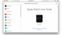 Apple veröffentlicht offizielles Handbuch zur Apple Watch