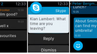 Skype kommt auf die Apple Watch