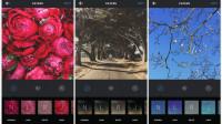 Instagram-App mit neuen Filtern – und bald noch mehr